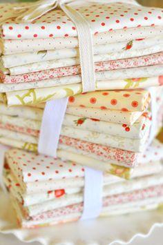 pretty fabric by fig tree & co.