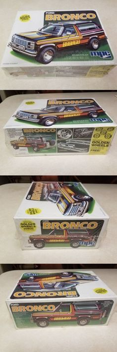Vintage 2585: Vintage Mpc Ford Bronco Factory Sealed 1 25 Model Kit. -> BUY IT NOW ONLY: $60 on eBay!