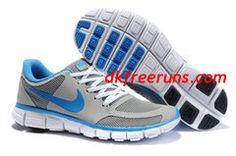 dd8a2ecd5575 Nike Free 7 V2 For Men Grey Blue