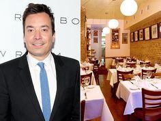 Jimmy Fallon Feasts on Pizza and Pasta at His Go-To Italian Spots in Boston http://greatideas.people.com/2014/11/11/jimmy-fallon-monicas-mercato-boston-pasta-recipe/