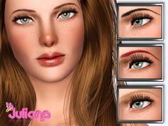 julianafraga29's Ousadia Eyebrows