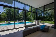 Wonderful Belvedere House Is A Minimalist Home Located In Oakville, Ontario, Designed  By Guido Costantino