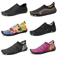 b98635f18352e1 CIOR Men and Women's Barefoot Quick-Dry Water Sports Aqua... https: Water  Sport ShoesBest ...