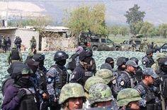 En la lupa de la PGR 30 soldados por operativo