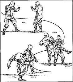 Figure 5-10. Counter to roundhouse kick.