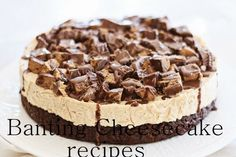 Peanut Butter Cheesecake Brownies - the best and most decadent dessert ever with deep dish peanut butter cheesecake on brownies. Amazing and easy recipe! Peanut Butter Cheesecake, Cheesecake Brownies, Cheesecake Recipes, Dessert Recipes, Cheesecake Cups, Fudge Brownies, Brownie Recipes, Dessert Ideas, Easy Delicious Recipes