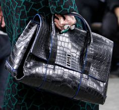 Proenza Schouler Gave Us the Best Handbag Collection of New York Fashion Week Fall 2014