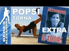 Béres Alexandra - Új kihívás || Extra || Popsitorna - YouTube Betty Blue, Thigh Exercises, Pilates, Thighs, Gym, Baseball Cards, Workout, Fitness, Sports