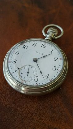 1914 Elgin Pocket Watch