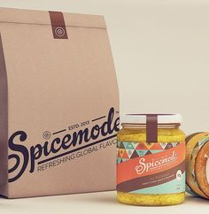 Spicemode - Flavour Packaging.