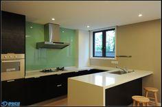 厨房墙面不贴瓷砖,大家是如何处理的。_≡ 家 电 类 ≡_智能家居与家装_家电论坛
