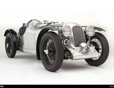 MG 1929-1935 supercharged