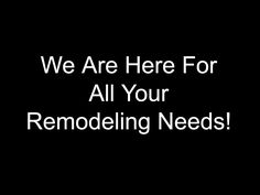 The most effective house remodeling project can easily not be accomplished by merely anybody who knows a thing or 2 about carpentry. If you wish the very best house remodeling outcomes, then it is perfect to hire the Charlotte Home Additions solution. Charlotte NC Kitchen Remodeling contractors are the ones who can guarantee you quality solution and also it is just the best professional that can guarantee good value for your money.