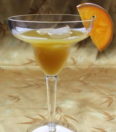 Flying Squirrel drink recipe - Gold Tequila, Triple Sec, Orange Juice, Sour Mix, Rose's Lime