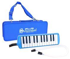 Puff-n-Play 25 Key Melodica - Blue