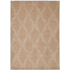 "Nico Home Transcend TRN02 Beige 3'9"" x 5'9"" Area Rug (23.410 RUB) ❤ liked on Polyvore featuring home, rugs, none, cream rug, cream colored area rugs, plush rugs, plush area rugs and off white rug"