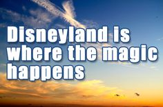 Learning From the Experts: What is the Perfect Age for DisneyLand? Disneyland Things To Do