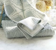 Sculpted towel