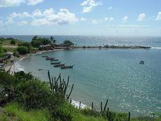 Bahía de Pampatar, Isla de Margarita, Venezuela