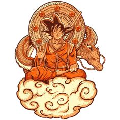 Image may contain: food Dragonball Anime, Manga Anime, Anime Art, Z Tattoo, Buda Tattoo, Manga Dragon, Desenho Tattoo, Z Arts, Comic Art