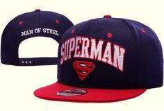 DC Comics Snapback Hat 06