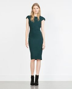 ZARA - COLLECTION SS16 - LONG TUBE DRESS