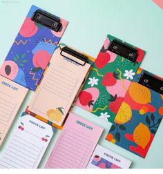 Stationary School, Cute Stationary, School Stationery, Stationary Supplies, Notebook Diy, To Do List Notebook, Korean Stationery, Stationery Design, Cool School Supplies