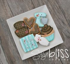 SUGARBLISS BAKERY   NOVEMBER 2016 COOKIE CLASS   @ ORSON H. GYGI COMPANY     If you're signed up for cookie class this month, here is t...