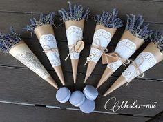 Lavender Decor, Flute, Napkin Rings, Champagne, Diy, Handmade, Gifts, Garden, Ideas