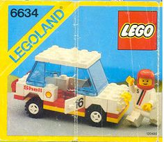 LEGO 6634 - Stock Car