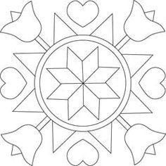 pattern detail good luck hex needlecrafter more information more information pennsylvania hex sign with compass rose coloring page