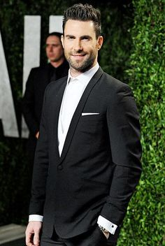 5 Quick and Easy Celebrity-Inspired Home Decor Ideas: Inspiration: Adam Levine's Dark and Handsome Allure