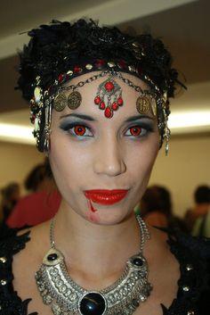 Tamyris Farias esbanjando técnica e interpretação no Dark Tribal Fusion