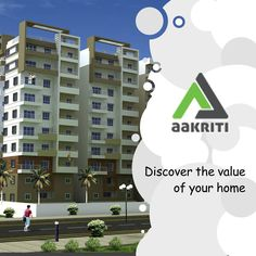 Discover the value of your home. #Flats and #apartments #sale #Hyderabad http://www.aakritihousing.com