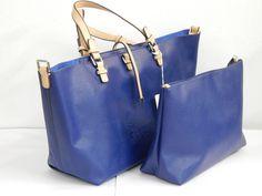 Borsa donna GREENWICH POLO CLUB blu