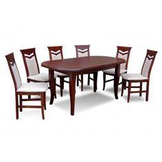 Stół i krzesła Zestaw Z19