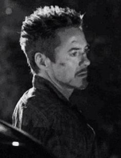 Iron Man 3 Tony Stark Hair