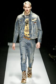 Vivienne Westwood Fall 2011 Menswear Collection Slideshow on Style.com