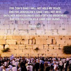 Isaiah 62:1