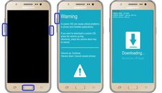 Cara Flashing Samsung Galaxy Note 4 SM-N910H via Odin