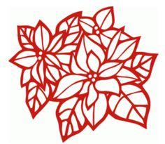 Christmas Poinsettia by Jamie Koay #70361