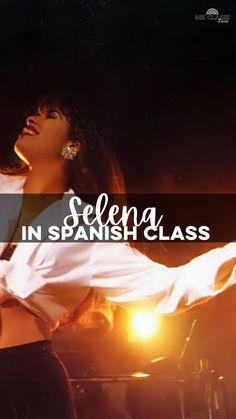 Selena in Spanish Class - Mis Clases Locas