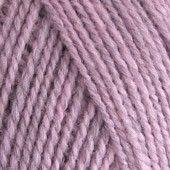 Lys lilla Semilla (farge ob105). Økologisk ullgarn fra BC garn.