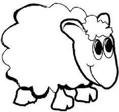cute lamb coloring pages: cute lamb coloring pages Animal Coloring Pages, Coloring Pages For Kids, Coloring Sheets, Coloring Books, Cute Lamb, Preschool Themes, Clips, New Testament, Colorful Pictures