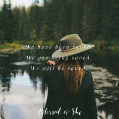 Choose to Accept Salvation - Blessed Is She Christian Life, Christian Quotes, Blessed Is She, Thank You Jesus, Godly Woman, Mom Advice, Spiritual Inspiration, God Is Good, No One Loves Me