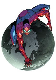 Spider-Man by Camuncoli
