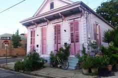 130 best new orleans cottages images creole cottage small homes rh pinterest com