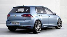 New Volkswagen Golf 7 : first pics
