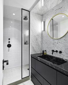 69 best black marble bathroom images bathroom furniture bathroom rh pinterest com
