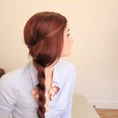 Three great tutorials for different ways you can braid your hair